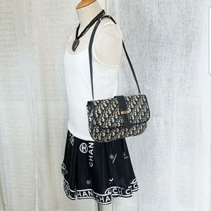 Authentic Vintage Christian Dior Tapestry Bag